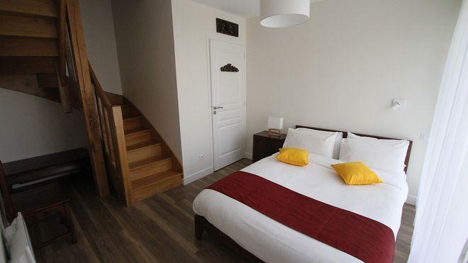Les Hameaux de Beauval - duplex 4 pièces - Les hôtels de Beauval