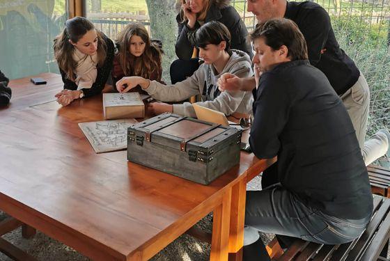 Résoudre des énigmes - Animaux légendaires - Activité familiale - ZooParc de Beauval