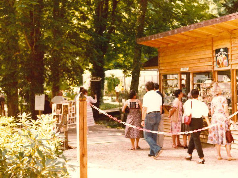 Ancienne entrée Beauval - L'histoire du ZooParc de Beauval