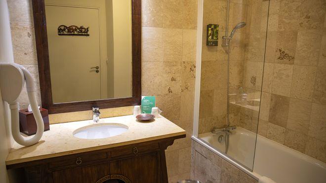 Les Pagodes de Beauval - chambre confort familiale - Les hôtels de Beauval