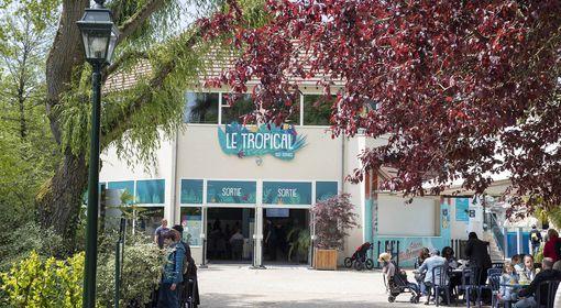 Le Tropical - Restaurant - ZooParc de Beauval