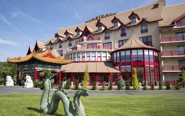 Les Pagodes de Beauval - L'histoire du ZooParc