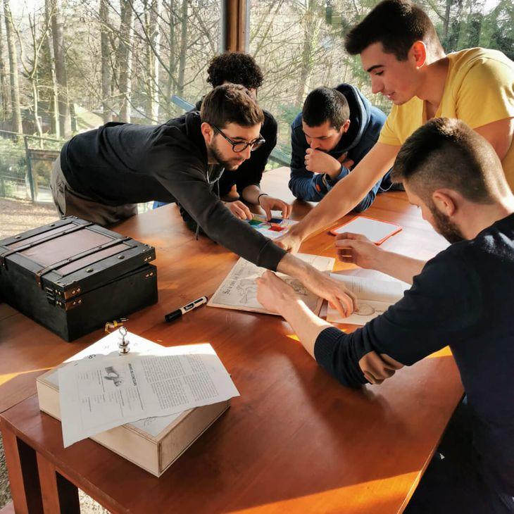 Jouer en famille - Animaux légendaires - Activité familiale - ZooParc de Beauval