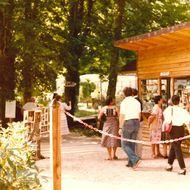 Ancienne entrée - ZooParc de Beauval