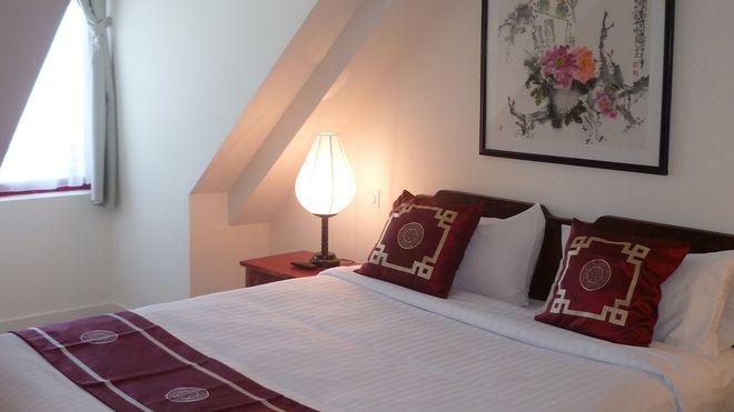 Les Pagodes de Beauval - chambre standard - Les hôtels de Beauval