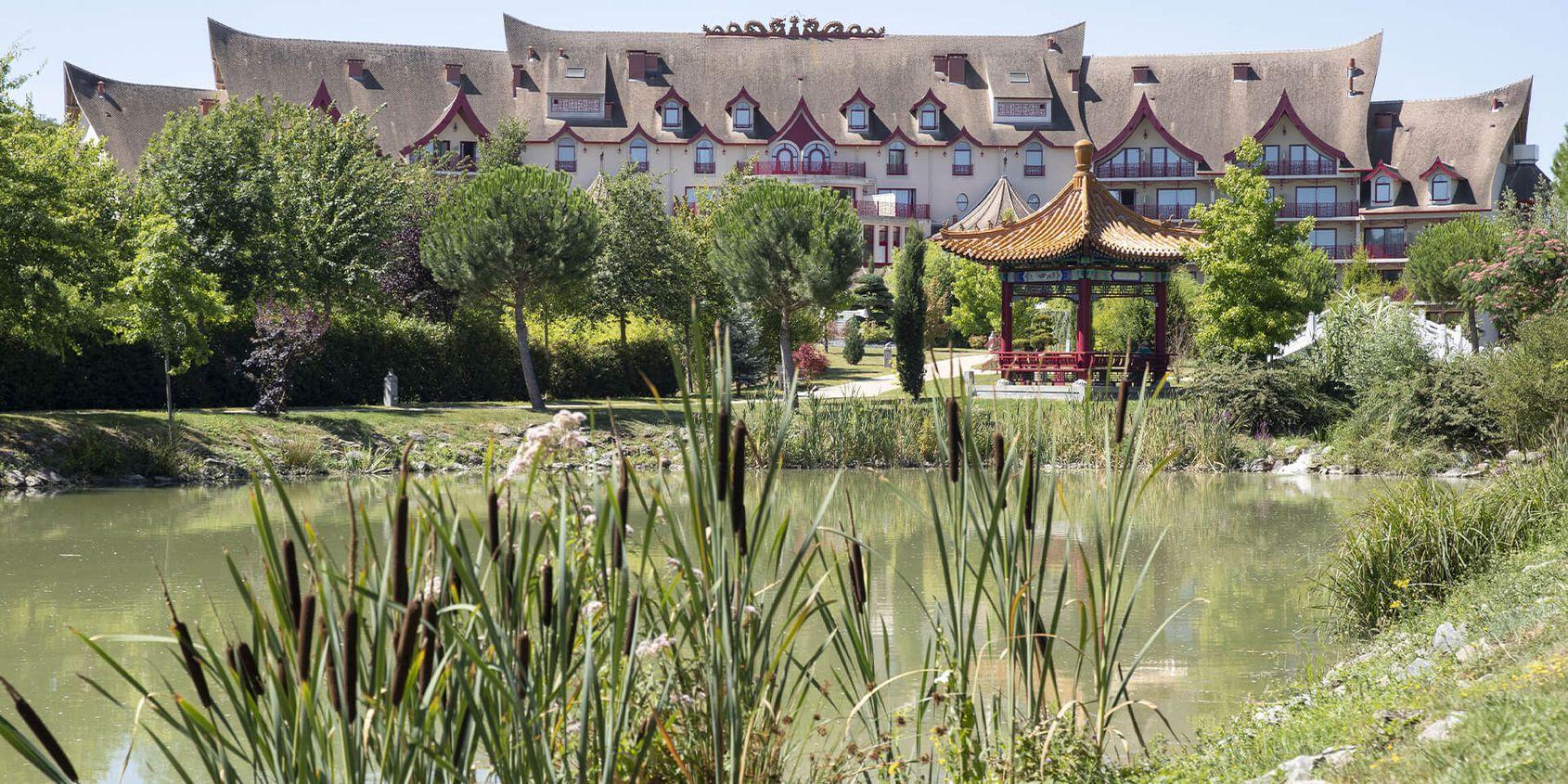 Séjourner aux Pagodes de Beauval - Les hôtels de Beauval