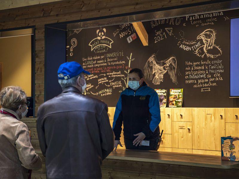 Maison Beauval Nature - Territoire Les Allées Historiques - ZooParc de Beauval