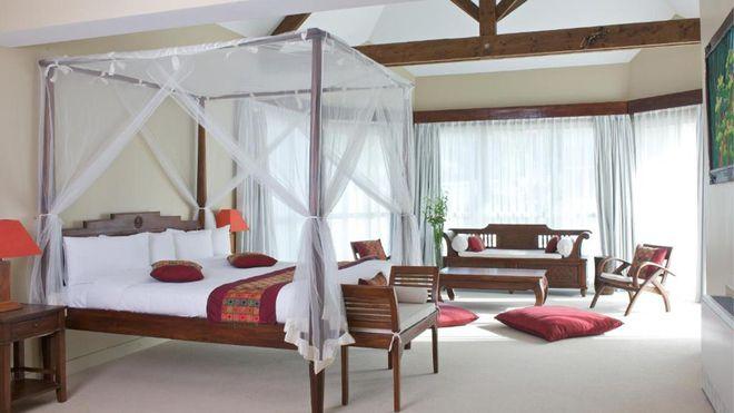 Les Jardins de Beauval - junior suite - Les hôtels de Beauval