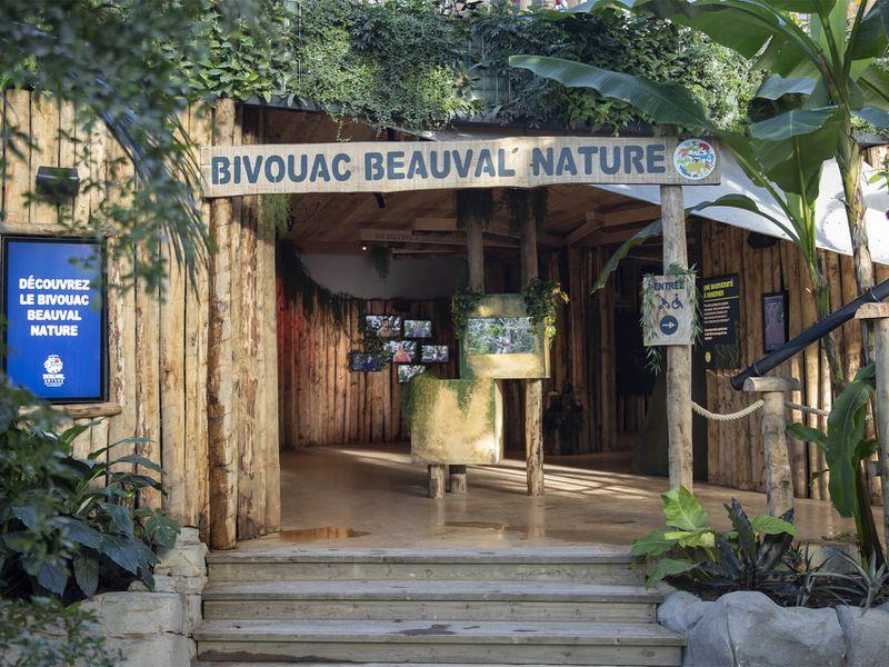 Extérieur Bivouac Beauval Nature - Association Beauval Nature - ZooParc de Beauval