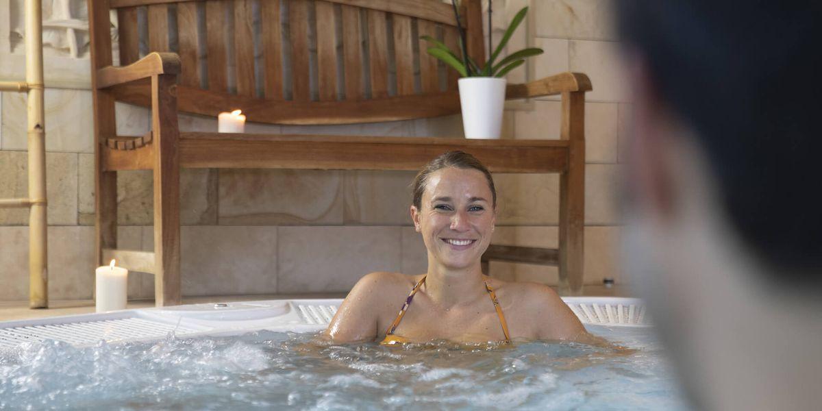 Se délasser à Beauval - espace aqua détente - Les hôtels de Beauval