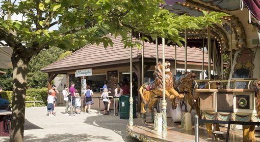 L'Eucalyptus - Restaurant - ZooParc de Beauval