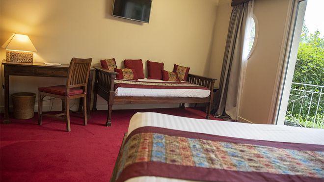 Les Jardins de Beauval - chambre confort - Les hôtels de Beauval