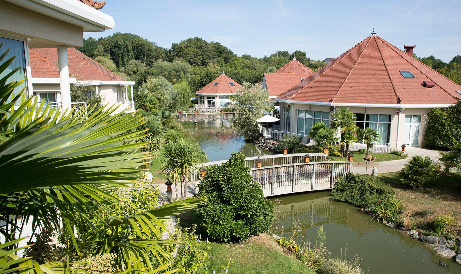 Réserver dans l'un de nos 4 hôtels - Les Jardins de Beauval - Séjour