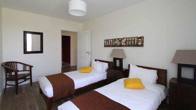 Les Hameaux de Beauval - appartement 3 chambres - Les hôtels de Beauval