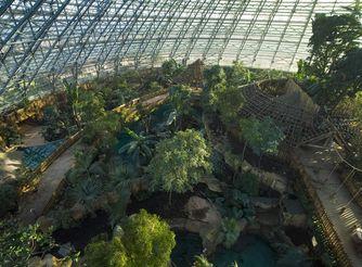 Le Dôme Équatorial - Territoire du ZooParc de Beauval