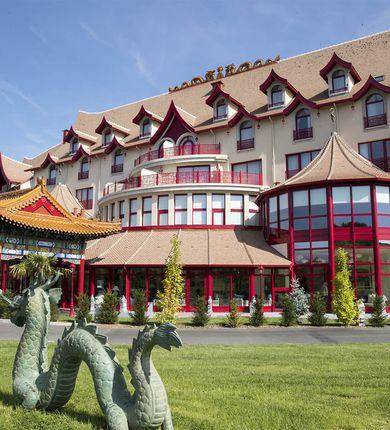 Les Pagodes de Beauval - Les Hôtels de Beauval - ZooParc de Beauval