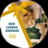 Offrir un cadeau - ZooPass - ZooParc de Beauval