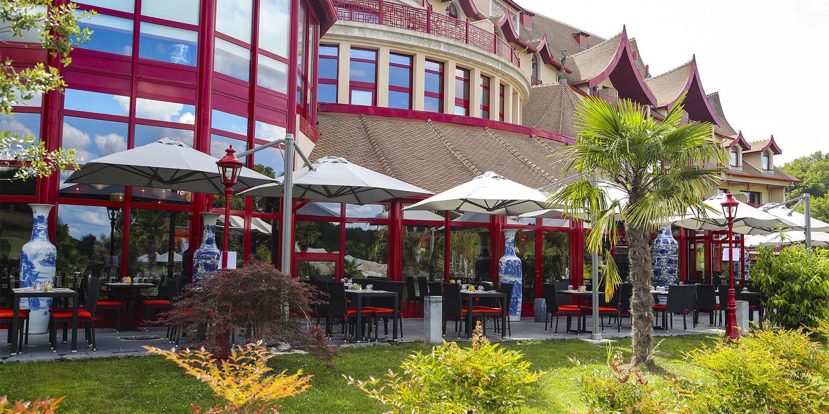 Restaurant Le Sichuan - manger à Beauval - Les hôtels de Beauval