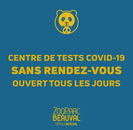 Mesures sanitaires - ZooParc de Beauval