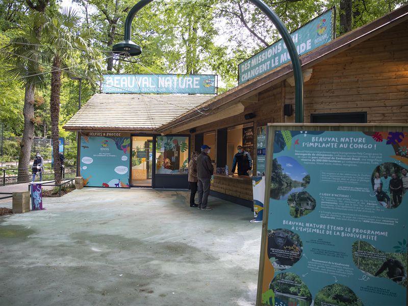 Maison Beauval Nature - Association Beauval Nature - ZooParc de Beauval
