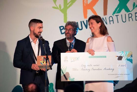 Remise des prix Beauval Nature - Association Beauval Nature - ZooParc de Beauval