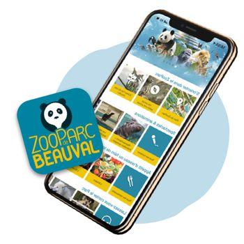 Télécharger l'appli - Application mobile du ZooParc de Beauval