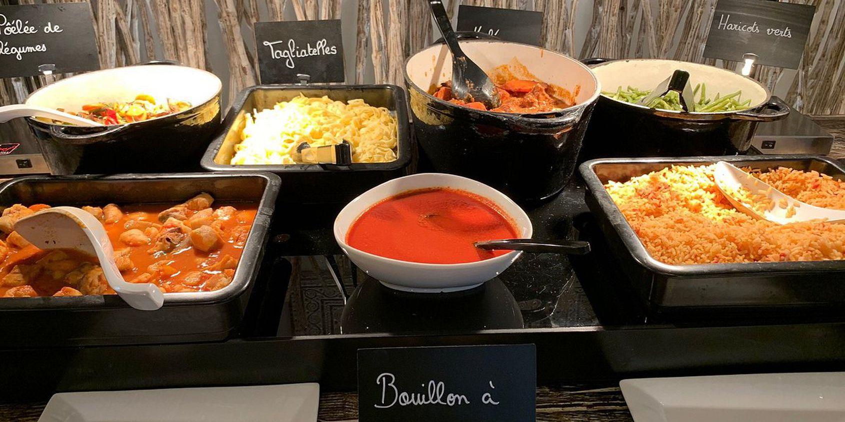 Restaurant Le Masaï Mara - manger à Beauval - Les hôtels de Beauval