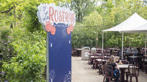 La Roseraie - Restaurant - ZooParc de Beauval