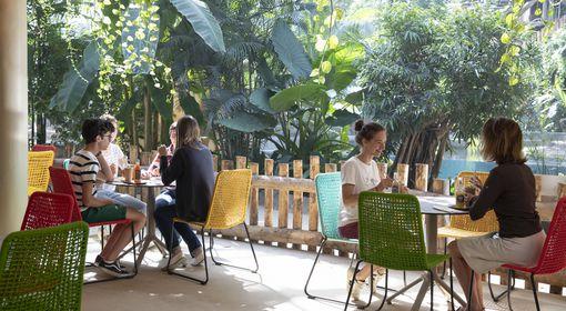 El Tuparro - Restaurant - ZooParc de Beauval