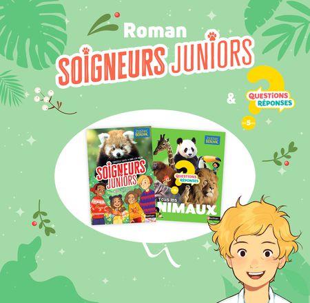 Sortie Soigneurs Juniors - Livre - ZooParc de Beauval
