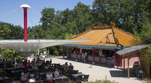 Les Bambous - Restaurant - ZooParc de Beauval