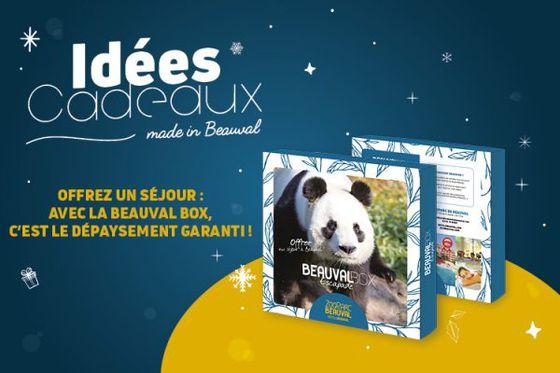 Un festival d'idées cadeaux « Made in Beauval » !