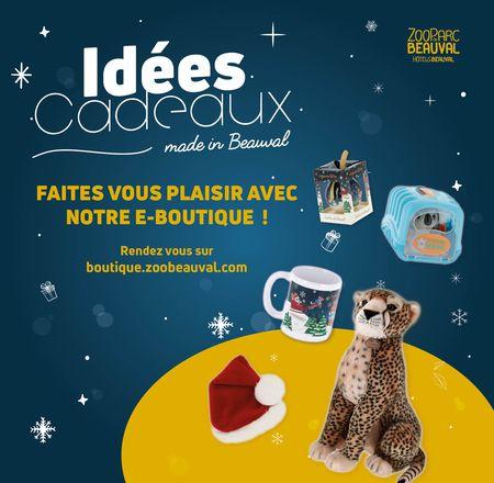 Idées cadeaux - Boutique en ligne - ZooParc de Beauval