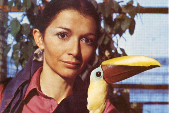 Françoise Delord - Fondatrice du ZooParc de Beauval - Histoire