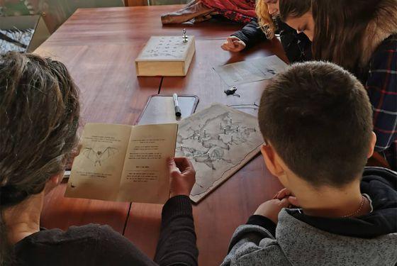 Réfléchir ensemble - Animaux légendaires - Activité familiale - ZooParc de Beauval