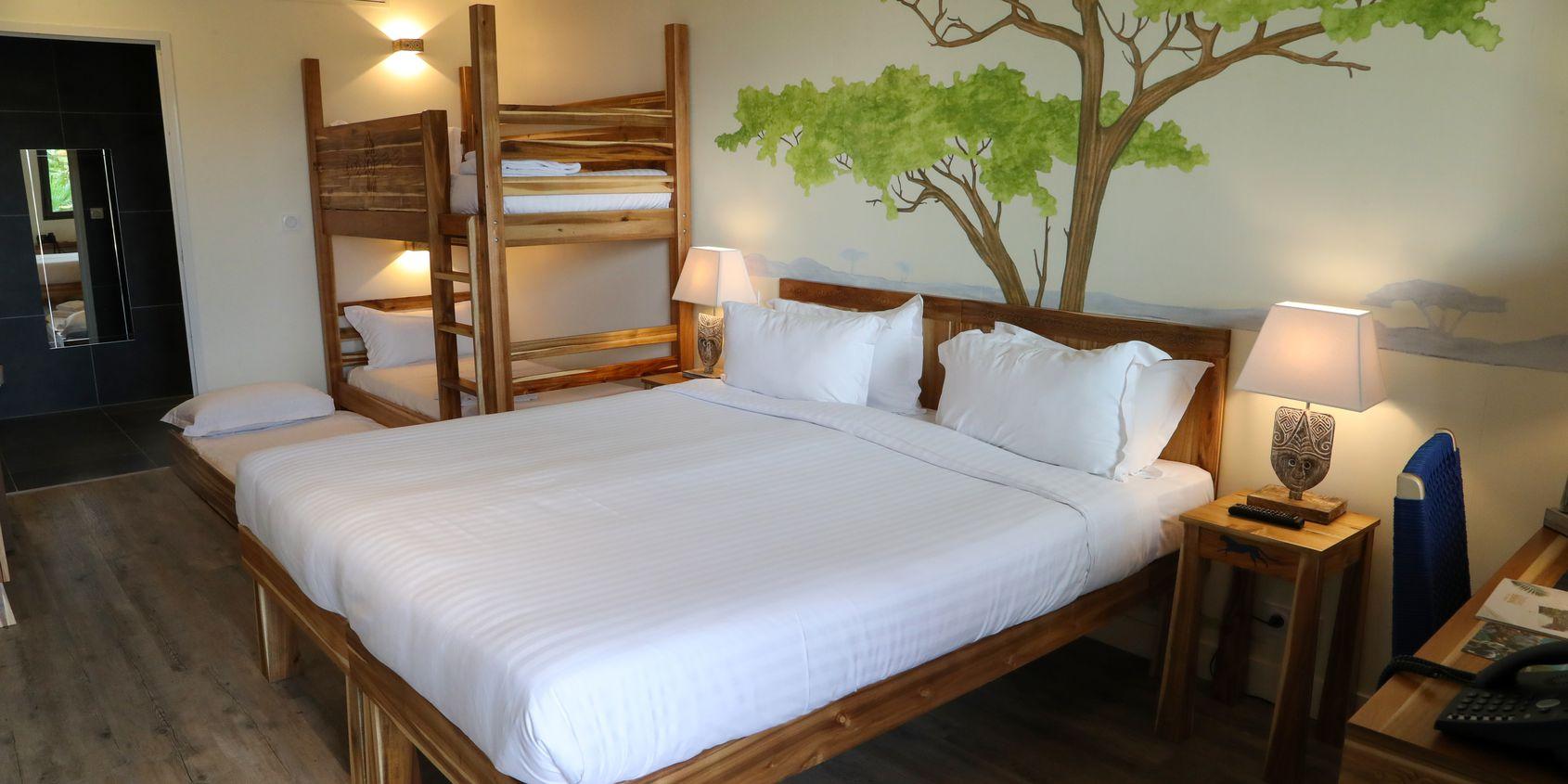 Séjourner aux Hauts de Beauval - Les hôtels de Beauval