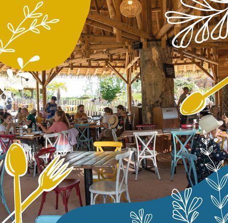 Prolongation horaires restauration, serres et télécabine - ZooParc de Beauval