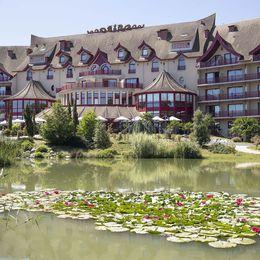 Dormir aux Pagodes de Beauval - Les hôtels de Beauval