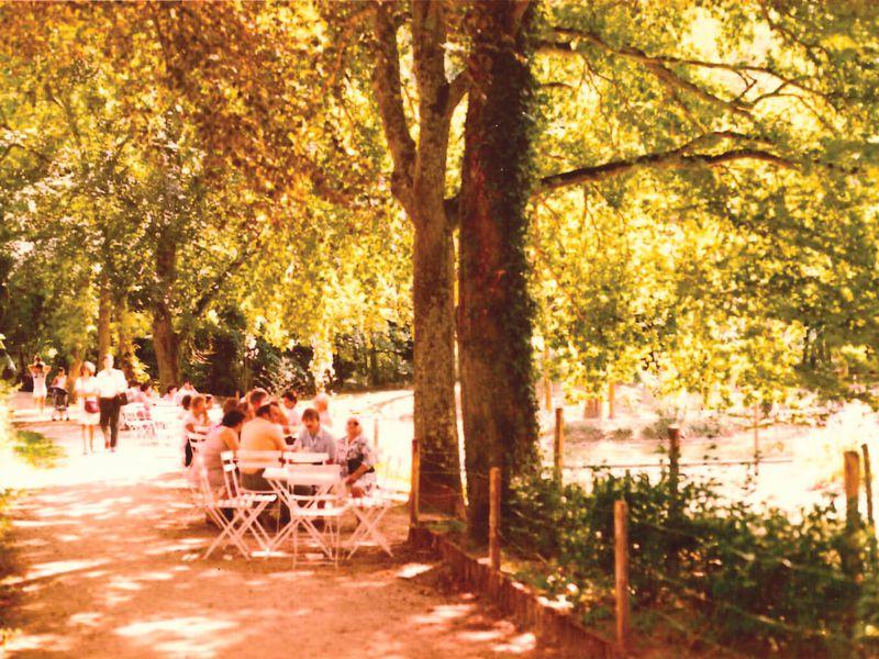 Ancienne allée de Beauval - L'histoire du ZooParc de Beauval