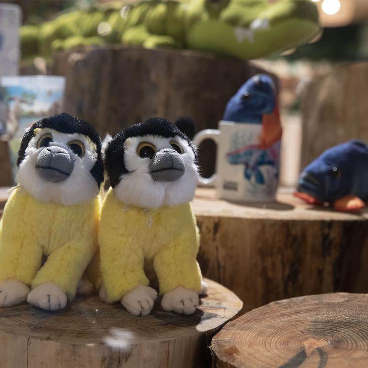 Acheter un souvenir - Boutiques du ZooParc de Beauval