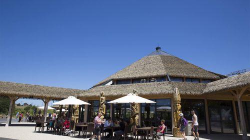 Le Kilimandjaro - Restaurant - ZooParc de Beauval